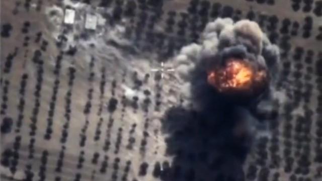 Wg Waszyngtonu Rosjanie atakują głównie syryjską umiarkowaną opozycję
