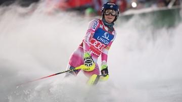 2016-12-29 Zwycięstwo Shiffrin w slalomie w Semmering