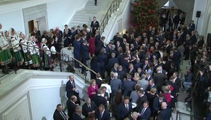 Znów bez świątecznej zgody w Sejmie. Opozycja zbojkotowała parlamentarny opłatek