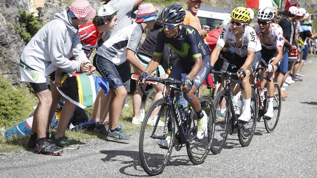 Tour de France - Barguil wygrał etap, Kwiatkowski siódmy