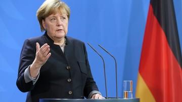 14-10-2016 05:17 Merkel rozmawiała z Poroszenką o szczycie w sprawie Ukrainy