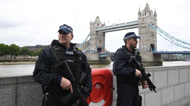 12 aresztowanych po zamachu w Londynie zwolnionych bez zarzutów