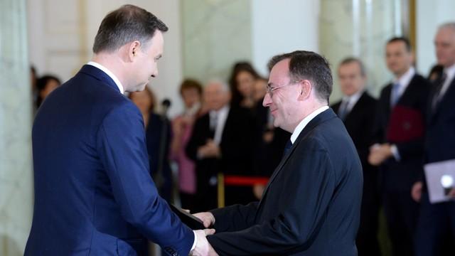 Prezydent ułaskawił Mariusza Kamińskiego