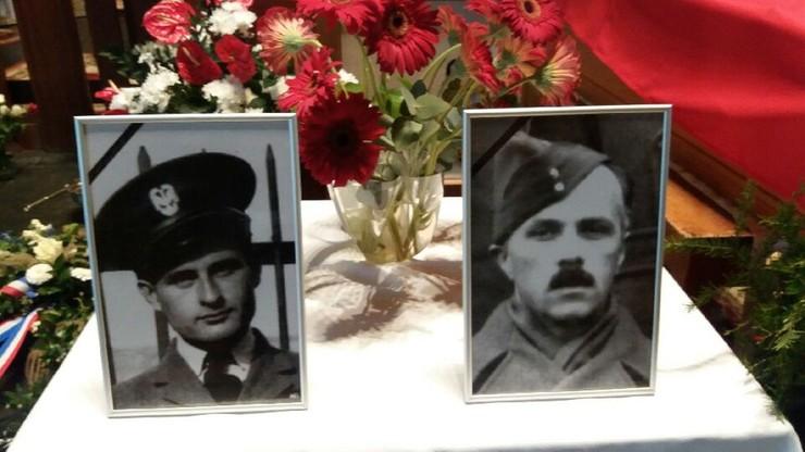 Polscy lotnicy zestrzeleni w czasie II wojny światowej spoczęli na cmentarzu w Amsterdamie