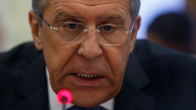 Ławrow: ataki USA w Syrii mogą zaszkodzić walce z terroryzmem