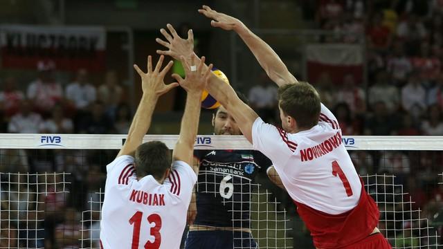 LŚ siatkarzy: Polska - Iran 3:1