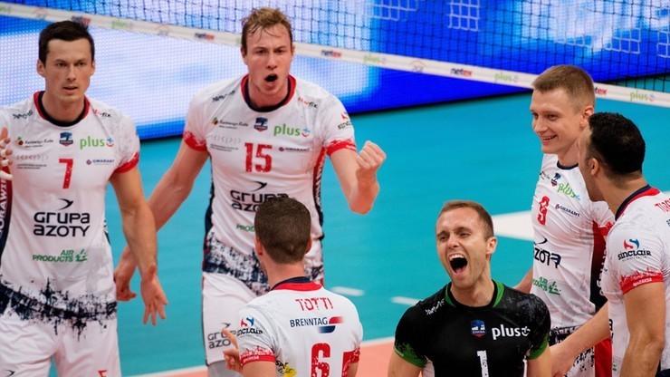 Jastrzębski Węgiel - ZAKSA Kędzierzyn-Koźle: Transmisja w Polsacie Sport