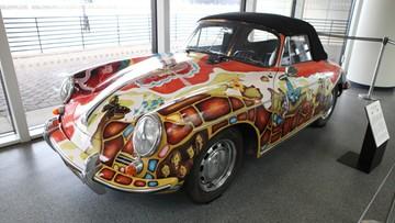 11-12-2015 06:06 Porsche Janis Joplin sprzedano za ponad 1,7 mln dol.