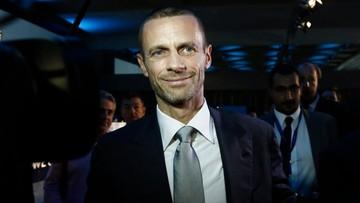 14-09-2016 11:54 Ceferin nowym szefem UEFA