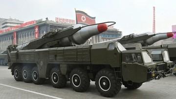 Czwarta nieudana próba rakietowa Korei Północnej
