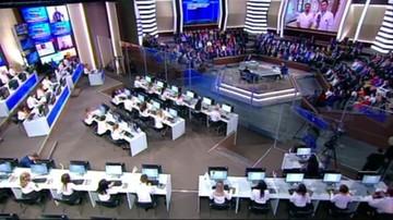 Doroczna telekonferencja Putina. Zapewnił obywateli o małym wpływie sankcji na rosyjską gospodarkę