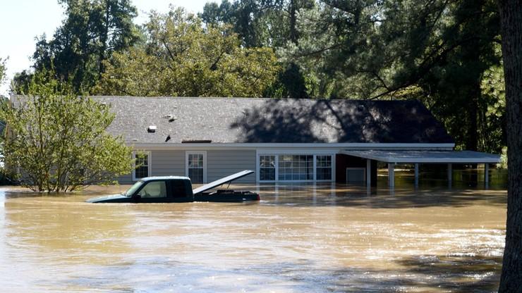 Stan wyjątkowy w Karolinie Północnej. Po huraganie Matthew