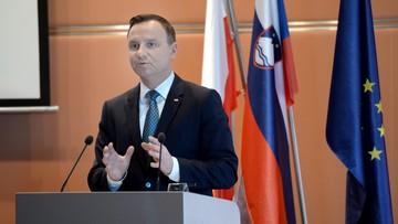 27-03-2017 19:55 Prezydent: chcemy, by polska gospodarka opierała się na wiedzy