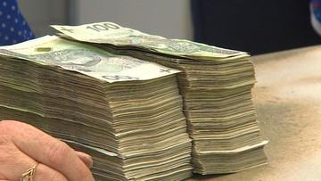 25-01-2017 15:18 Prawie miliard złotych. Tyle były warte kredyty Polaków, którzy zbankrutowali