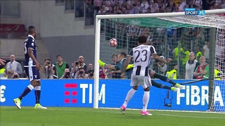 2017-05-17 Dani Alves znowu snajperem! 1:0 z Lazio po efektownym woleju