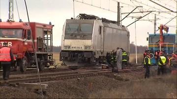 27-01-2016 13:26 Gigantyczne opóźnienia pociągów na trasie Szczecin-Poznań. Przez wykolejony skład towarowy
