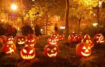 Bo na Halloween musi być dynia!