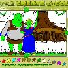 Shrek 2 Create & Color