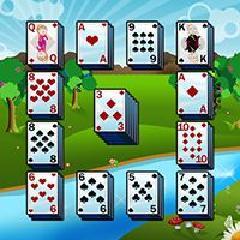 Mahjong Card Solitare