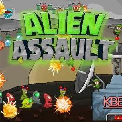 Another Alien Assault
