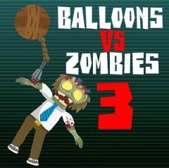 Balloons vs. Zombies 3