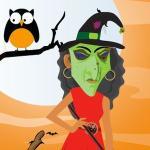 Witch Dress Up