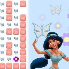 Jasmine Collects Butterflies