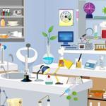 Biology Lab Objects