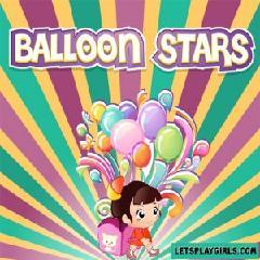 Balloon Stars