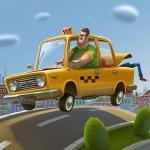Jumping Taxi Jigsaw