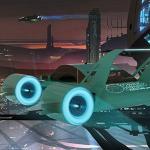 Orbital City Parking