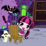 Chibi Draculaura Halloween