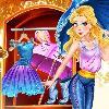 Cinderella Rainy Day Fashion