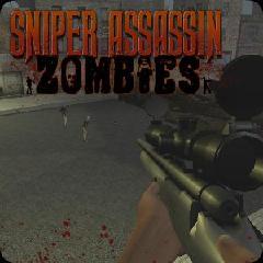 gra sniper assassin zombies gryonlineposzkolepl