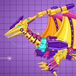 Steel Dino Toy