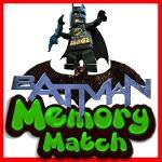Lego Batman Memory Match