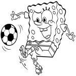 SpongeBob Football Time
