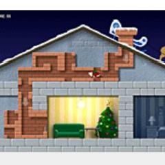 Santa's Chimney Trouble