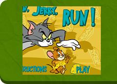 Tom i Jerry - konflikt kota i myszy trwa nadal. Jerry to niepozorna mysz, która za każdym razem wymyka się Tomowi z objęć. Czy uda Ci się uciec przed wszędobylskim kotem?