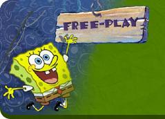 SpongeBob to gąbka morska, która zamieszkuje na dnie oceanu w miejscowości Bikini Dolne w domu z ananasa. Spongebob i jego przyjaciele mają do wypełnienia misje, w których nieodzowna będzie Twoja pomoc!