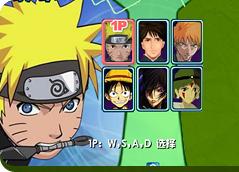 W Naruto głównym bohaterem jest nastoletni ninja Naruto Uzumaki, który nieprzerwanie szuka uznania i szacunku oraz sposobu na zostanie przywódcą i najsilniejszym ninja w swojej wiosce. Czy pomożesz naszemu bohaterowi w osiągnięciu sukcesu w 10 bezpłatnych grach?