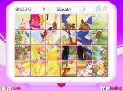 Princess Belle: Rotate Puzzle