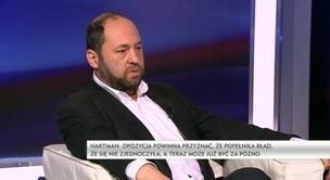Rozmowa dnia - prof. Jan Hartman