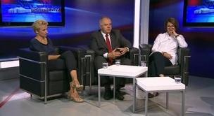 Salon Polityczny - Julia Pitera, Joanna Scheuring-Wielgus, Jacek Sasin
