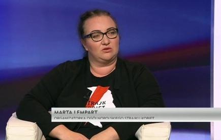 Rozmowa dnia - Marcelina Zawisza, Marta Lempart