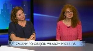 Szpile - Ewa Siedlecka, Agnieszka Wołk-Łaniewska