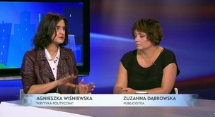 Szpile - Zuzanna Dąbrowska, Agnieszka Wiśniewska