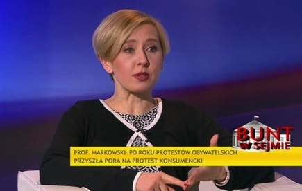 Rozmowa dnia - dr Anna Materska-Sosnowska, prof. Radosław Markowski