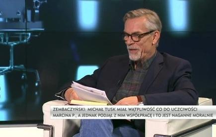 Rozmowa dnia - Andżelika Możdżanowska, Witold Zembaczyński