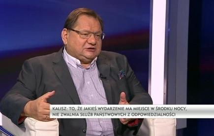 Rozmowa dnia - Ryszard Kalisz